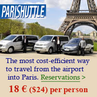 Paris Shuttle Airport