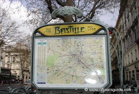 bastille-metro