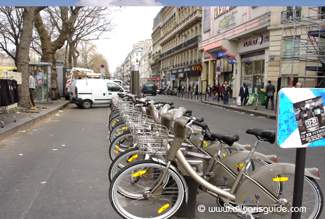 velib-paris-france